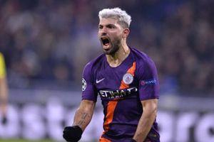 Hòa Lyon 2-2, Man City vào vòng 1/8 Champions League sớm 1 lượt trận