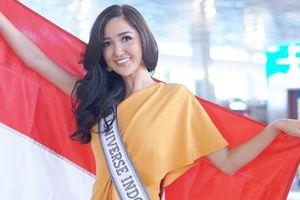 Dàn người đẹp Hoa hậu Hoàn vũ 2018 lên đường đến Thái Lan