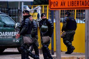 Argentina khuyên dân rời thủ đô, lo biểu tình thượng đỉnh G20