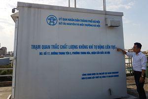 Tăng cường hợp tác cải thiện chất lượng không khí của Hà Nội