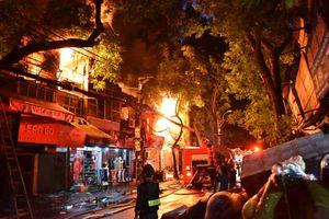 Hà Nội: Khởi tố ông Hiệp 'khùng' trong vụ cháy dãy nhà trọ ở Đê La Thành