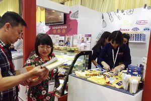 Các đầu bếp tài năng đua tài tại Triển lãm ngành công nghiệp thực phẩm và khách sạn