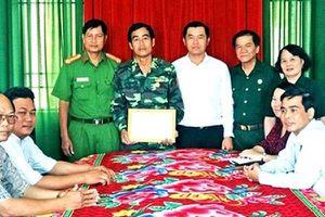 'Bại tướng' của 'Lục Vân Tiên mặc áo lính' lĩnh án tù chung thân