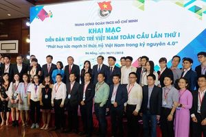 Hơn 200 tri thức trẻ Việt Nam quy tụ tại Đà Nẵng, góp ý kiến cho Chính phủ