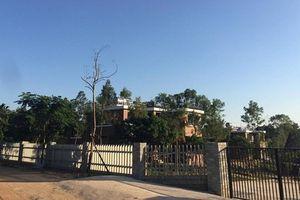 18 công trình vi phạm trên đất rừng Sóc Sơn: Huyện chưa tổ chức cưỡng chế