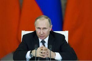 Ông Putin điềm tĩnh