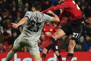 CLIP: 'Thần tài' của Mourinho tỏa sáng phút chót, M.U giành vé vào vòng knock-out