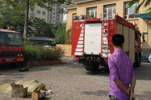 Hà Nội: Va chạm với xe cứu hỏa, một người đàn ông chết thảm