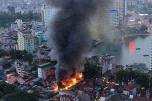 Vụ cháy nhà trọ làm 2 người chết ở Đê La Thành: Khởi tố ông Hiệp 'khùng'