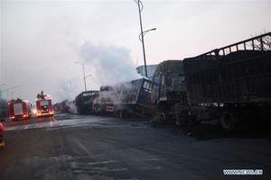 22 người thiệt mạng trong vụ nổ nhà máy hóa chất tại Trung Quốc