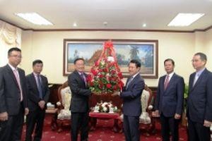 Đại sứ quán Việt Nam chúc mừng Quốc khánh Lào