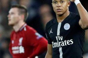 PSG - Liverpool: Chờ Mbappé bình phục