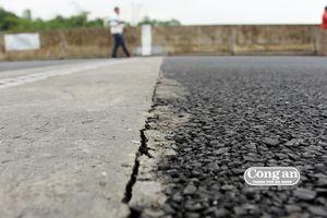 VEC lên kế hoạch khắc phục hiện tượng lún, nứt ở cầu, cống trên cao tốc Đà Nẵng - Quảng Ngãi