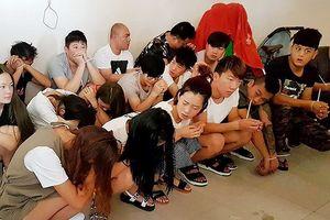 Campuchia bắt 235 nghi phạm lừa đảo người Trung Quốc