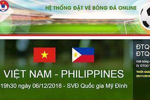 Đọc gì hôm nay 28/11: Cách mua vé online trận Việt Nam - Philippines