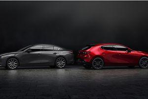 Chi tiết xe Mazda3 2019 vừa lộ diện trước ngày ra mắt
