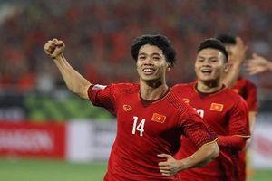 Sau vòng bảng AFF Cup 2018, ĐT Việt Nam xếp bao nhiêu tại BXH FIFA?