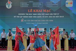 Ngày hội của các tài năng tin học Việt Nam và châu Á