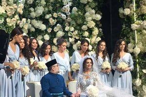 Quốc vương Malaysia kết hôn với cựu hoa hậu Nga