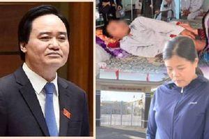 Vụ học sinh bị tát 231 cái: Bộ trưởng GD-ĐT Phùng Xuân Nhạ lên tiếng