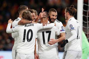 Thắng AS Roma, Real Madrid nắm chắc ngôi đầu bảng G Champions Leagua