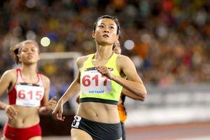 'Nữ hoàng tốc độ' Lê Tú Chinh đạt thành tích tốt nhất trong sự nghiệp