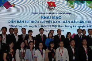 Khai mạc diễn đàn Trí thức trẻ Việt Nam toàn cầu lần thứ nhất