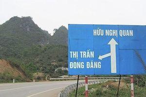 Cao tốc 21.000 tỷ đồng Lạng Sơn - Cao Bằng: Tạo xung lực cho kinh tế cửa khẩu