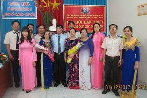 Chi cục THADS TP Phan Rang – Tháp Chàm: Phát huy sức mạnh tập thể để thành công