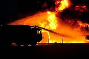 Nổ lớn tại nhà máy hóa chất Trung Quốc, 22 người thiệt mạng