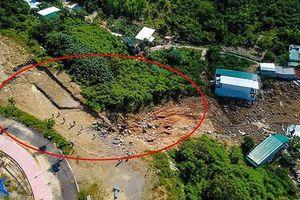 Dừng giao dịch tại dự án Hoàng Phú Nha Trang gây sạt lở chết người