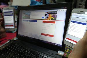 Vì sao cổ động viên khó mua vé online trận Việt Nam- Philippines?