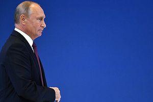 Tổng thống Nga Putin từ chối điện đàm với người đồng cấp Ukraine