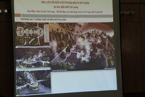 PVN và Vietsovpetro sẽ đầu tư xây dựng Khu di tích Chi Lăng