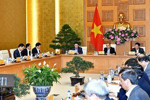 Thủ tướng: Nghị quyết 01 phải mang tính phấn đấu cao hơn với tinh thần đột phá