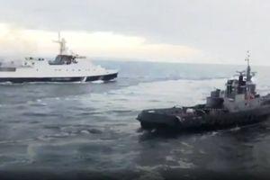 Căng thẳng Nga - Ukraine: Crimea quyết định bắt giam 3 thủy thủ Ukraine