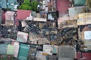 Khởi tố ông Hiệp 'khùng' trong vụ cháy khu nhà trọ đường Đê La Thành