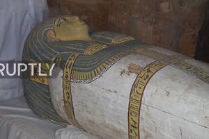 Xem Ai Cập lần đầu mở quan tài 3.000 năm, hé lộ nhiều bí ẩn