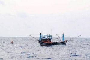 Thanh Hóa: Đánh cá trên biển, vợ tử vong, chồng mất tích