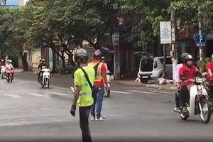 Nam Định: Chưa xác định được nhóm người chặn đường cho đoàn xe đi 'phượt'