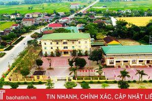 Trình Thủ tướng Chính phủ công nhận Nghi Xuân đạt chuẩn huyện nông thôn mới