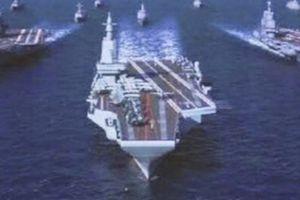 Tiến độ đóng tàu sân bay mới của Trung Quốc bị chậm vì căng thẳng với Mỹ