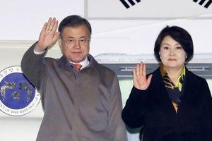 Tổng thống Hàn Quốc Moon Jae-in bắt đầu chuyến thăm Cộng hòa Séc
