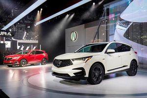 Cận cảnh SUV hạng sang Acura RDX 2019