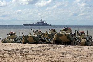 Chuyện ít biết về thiết giáp Hải quân đánh bộ Nga BTR – 80A, một mẫu xe mà Việt Nam có thể nâng cấp từ BTR – 60PB