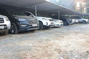 Hà Nội: Bùng phát bãi trông giữ ô tô không phép