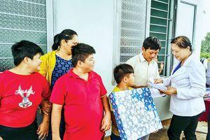 TNG Holdings tặng nhà mới cho hộ nghèo tại Đắk Lắk