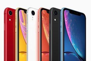 Apple cắt giảm sản xuất iPhone XR, XS, XS Max vì lo ngại không bán được