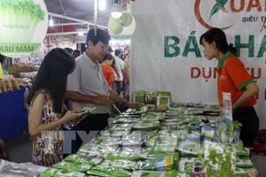 Khai mạc Hội chợ Nông nghiệp-Công nghiệp Thương mại Vĩnh Long