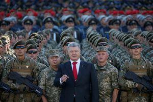 Tổng thống Ukraine cảnh báo nguy cơ 'chiến tranh toàn diện' với Nga